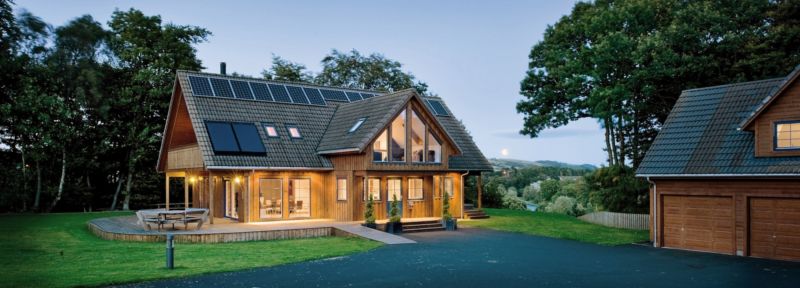 Welcome To Fjordhus Suppliers Of Scandinavian Timber Framed Homes In The Uk