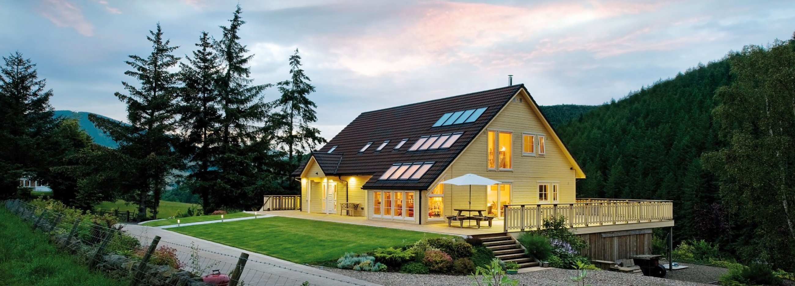 Energy efficient dream homes