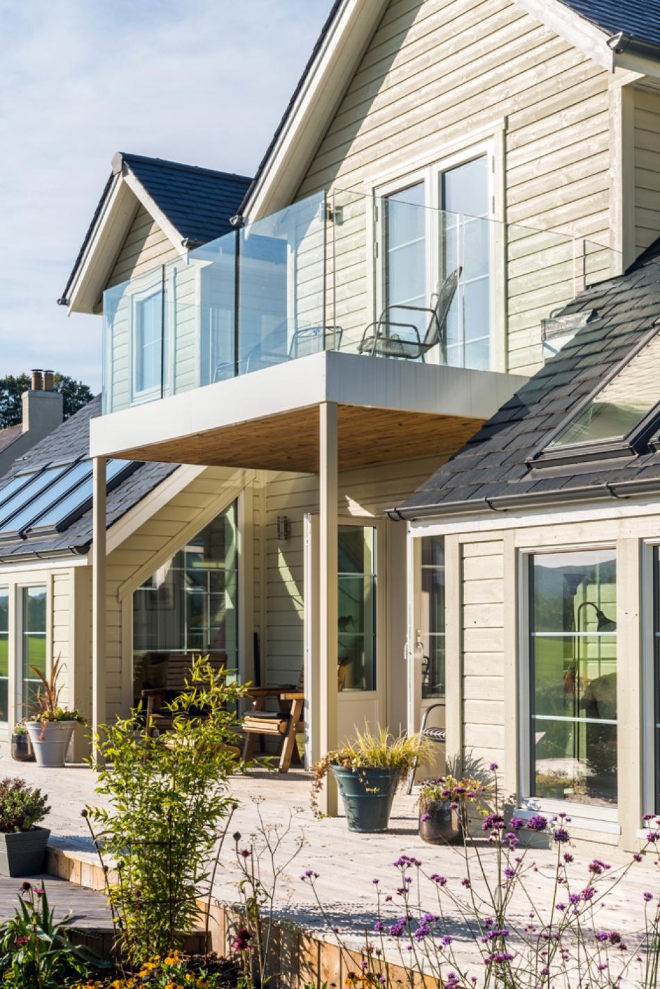 Dreamiest Scandinavian House Design Exterior Ideas 6: Scandinavian